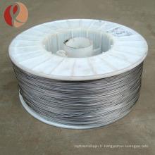 2018 Chine fabricant de fil de qualité Nitinol