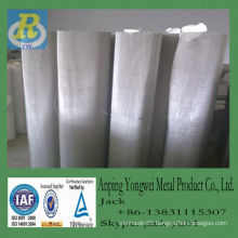 stainless steel window wire mesh/stainless steel plain weave wire mesh