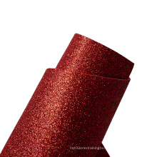 wholesale cheap price colorful self adhesive glitter foam paper sheets  for holiday card crafts