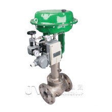 ISO9001 pressure  water flow  pneumatic  regulating temperature control valve