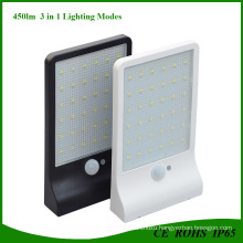 High Brightness 36LED Motion Sensor Solar Wall Light for Garden