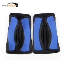 Luva protetora running do apoio da cinta do joelho da compressão da aptidão