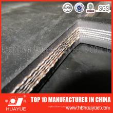 Banda transportadora Nn de alta resistencia para cargas pesadas Nn 100n / mm-600n / mm