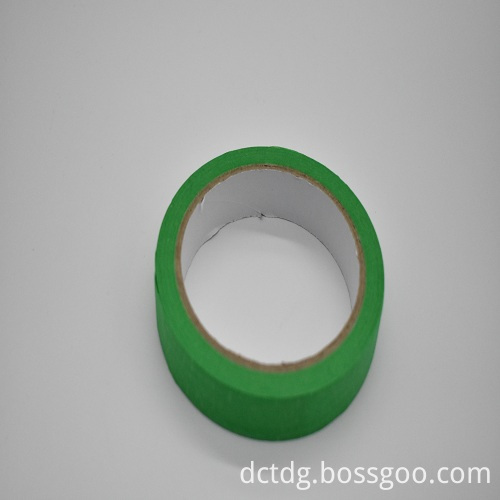 Masking Tape With Pressure Sensitive