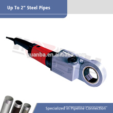 "Máquina roscadora de tubos eléctricos portátil de 1/2 ""-2"""