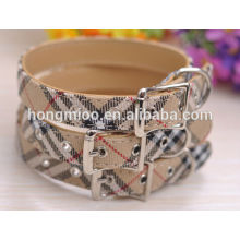Top quality fashion design luxury pattern for dog collar