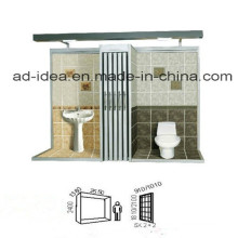 Free Design Metal Display for Supermarket Sanitaryware Promotion