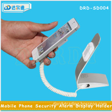 Fashion Flexible L-Shaped Digital Anti-Theft Alarm Mobile Phone Security Alarm Display Holder