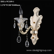 chandelier wall sconce bedside crystal lighting