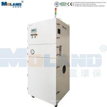 Unidades de extracción de humos de limpieza automática para corte por plasma