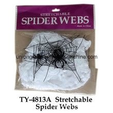 Jouets de toile d'araignée extensibles