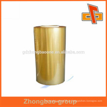 China Hersteller Lebensmittelqualität PVC Klebefolie