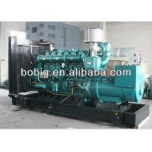 Tipo silencioso / gerador diesel DCEC / CCEC de tipo aberto com garantia global