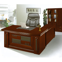 """""""L"""" Diseño de tipo diseño ejecutivo moderno de madera de la tabla de la oficina del escritorio de calidad superior"""