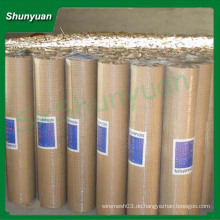 Stahlverstärkung geschweißte Drahtgeflechtplatte (China Hersteller)