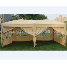3X6M iron folding outdoor gazebo