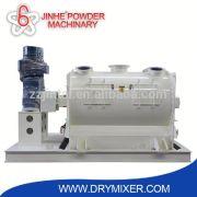 JINHE manufacture good quality animal manure double shaft stirrer machine/agitator
