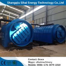 Traitement des déchets de haute technologie pour le mazout