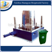 China Wholesale Dustbin Outdoor Plastic Injection Mould