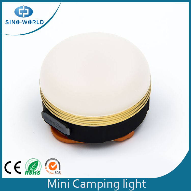 Rechargeable Portable Led Camping Lights