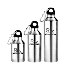 Stainless Steel Single Wall Sports Bottle 350ml, 500ml, 700ml