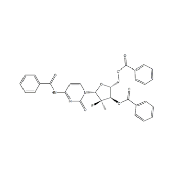 PSI-6130 derivatif, Sofosbuvir Intermediate, CAS 817204-32-3