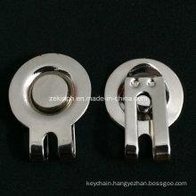 Simple Design Custom Golf Cap Clip with Magnet