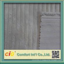 Mode nouveau Design velours canapé tissu