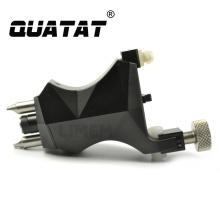 Alta qualidade QUATAT máquina de tatuagem rotativa preta QRT09 OEM Aceito