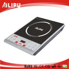 Fogão de indução do dispositivo de cozinha do Tabletop de Ailipu ETL 120V 1500W