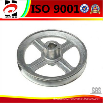 Pulley Wheel Aluminum Die Casting (aluminum A380)