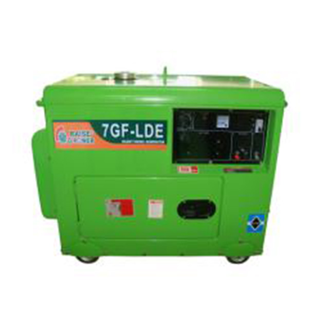 7gf Lde Small Power Generator