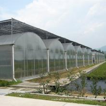 Verdunstungskühlungs-Pad-landwirtschaftliches Gewächshaus