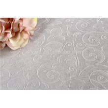 Papel de pared barato de la cubierta de pared de la tela del telar jacquar barato