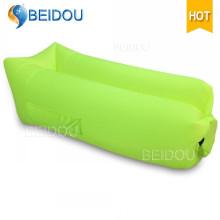 Спящий ленивый мешок софы надувной Air Bean Bag Chair Beanbag