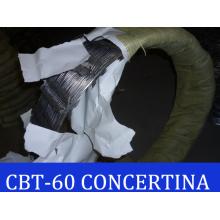 Cbt60 Concertina Rasiermesser Stacheldraht / Rasiermesser Stacheldraht