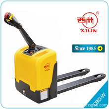 Goods high definition for Battery Powered Pallet Truck Xilin CBD-W(E) mini walkie electric pallet jack export to Cocos (Keeling) Islands Suppliers