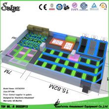 Hot Sell Indoor Trampolin Park zum Verkauf (4442C)