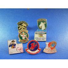 Puces de lapel promotionnelles, badges personnalisés (GZHY-NB-007)