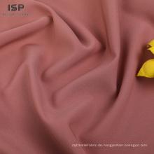 Modetextil Polyester und Spandex Stoff