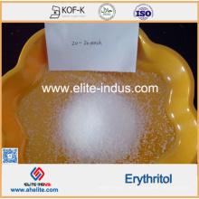 Weißer Kristall-Süßstoff Erythritol 30-60 / 60-100 / 100 Mesh für Cholate