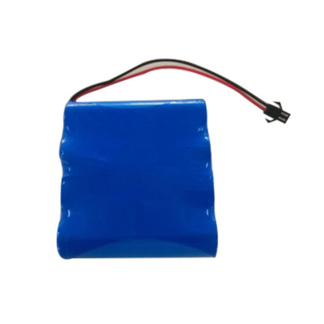 Batterie rechargeable li-ion 18650 2s2p 7.4v 4400mAh