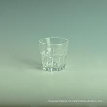 Vaso de agua de vidrio vaso vaso de bebida vaso de vidrio