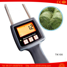 Tk100 Digital Hay Grass Straw Rice Wheat Grass Moisture Analyzer