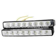 La voiture a conduit drl light drl lampe led daylight running lights