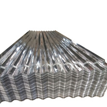 high quality galvanized GI zinc corrugated roofing steel sheet from  factory