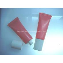 25mm de diâmetro de tubo de plástico oval