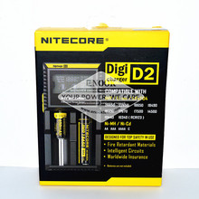 Ecig аккумулятор зарядное устройство Nitecore Digi D2