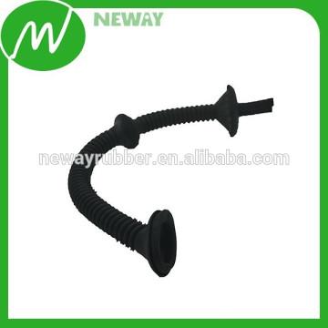 Durable Custom Rubber Bellow Tube