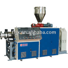 SJZ038 Series Conical Twin Screw Extruder